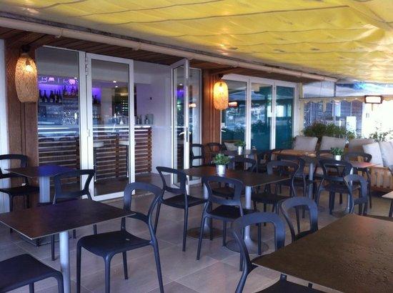 nouvelle deco foto van restaurant l 39 albatros saint cyr sur mer tripadvisor