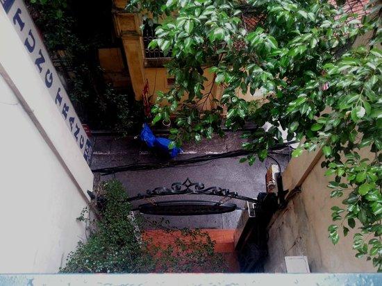 Tung Trang Hotel: View