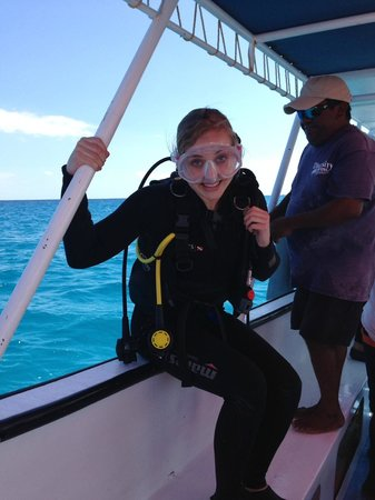 Diversity Diving: ready to go!