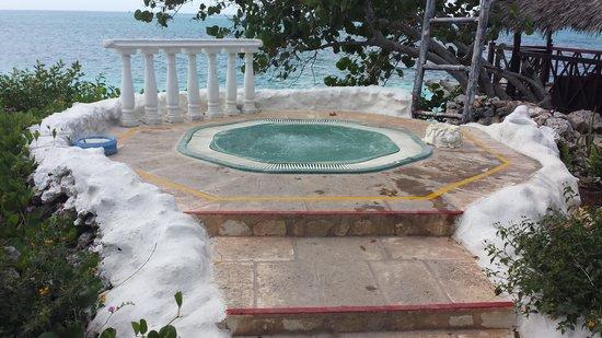 Paradisus Rio de Oro Resort & Spa: Espace Jaccuzi