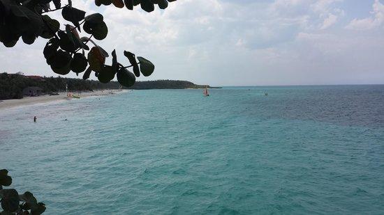 Paradisus Rio de Oro Resort & Spa: La plage