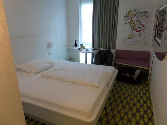 prizeotel Bremen-City: chambre