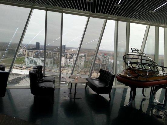 AC Hotel by Marriott Bella Sky Copenhagen: Sky Bar