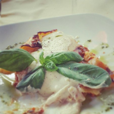 Boccini: Yeryüzündeki en lezzetli lazanya:))