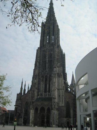Münster Höchster Kirchturm Der Welt Bild Von Ulmer Münster Ulm
