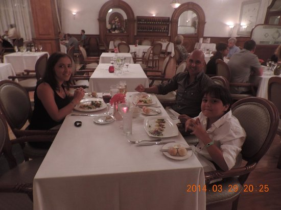 Majestic Colonial Punta Cana : restaurante frances