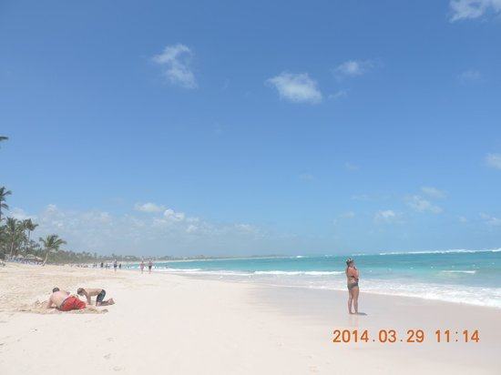 Majestic Colonial Punta Cana : playa