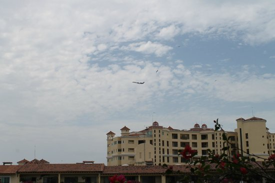 Velas Vallarta: Airport is close by