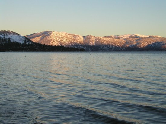 Tahoe Sands Resort: A View From The Beach
