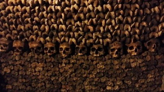 Les Catacombes : Bones.. n skulls.