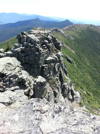 Franconia, Nueva Hampshire: Beautiful ridge on top