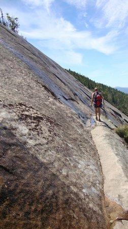 Mount Lafayette : Shining rocks