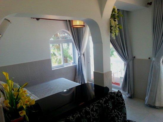 Paris Beach Village Phu Quoc : Room