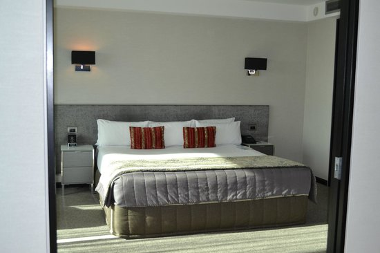SKYCITY Hotel: bedroom