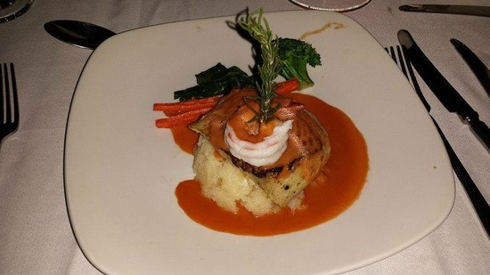 Rendezvous Resort: Trysting Place Entree