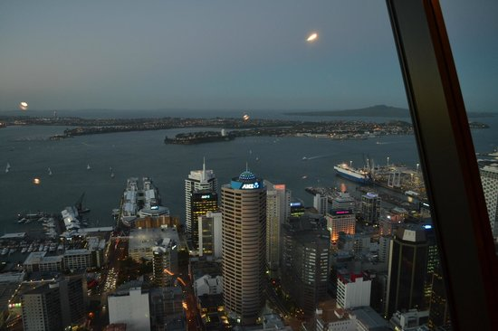 SKYCITY Hotel: View from tower