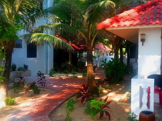 Paris Beach Village Phu Quoc : Resort