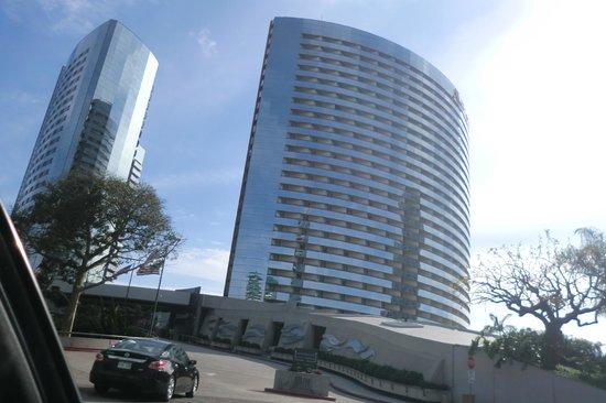 Marriott Marquis San Diego Marina : Really Nice Hotel Design!!