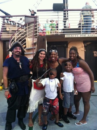 Buccaneer Pirate Cruise: Fun on the Buc!