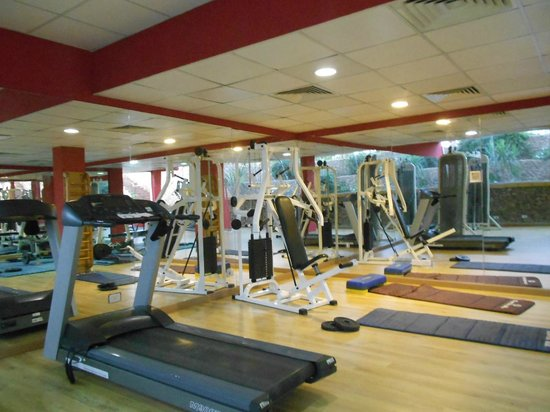 the gym picture of xperience st george homestay sharm