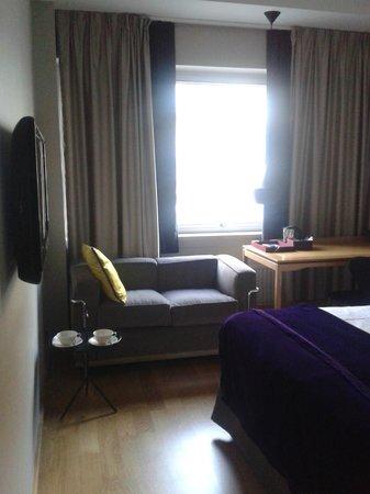 Mornington Hotel Stockholm City: Bedroom