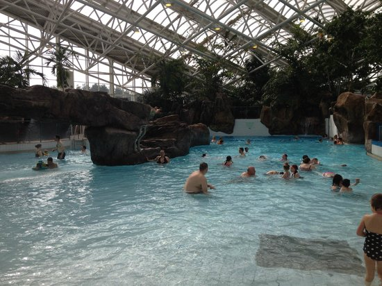 Subtropical Swimming Paradise Picture Of Center Parcs Whinfell Forest Penrith Tripadvisor