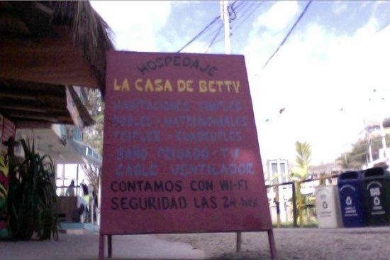 La Casa de Betty