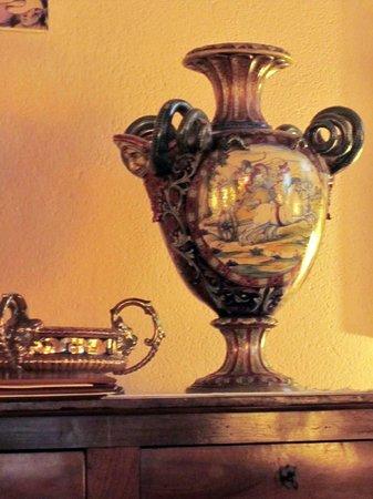 Taverna del Lupo: uno splendido vaso