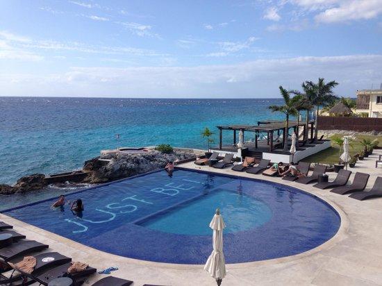 Hotel B Cozumel : Gorgeous.