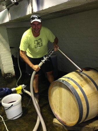 Winemakers Way: yours truly winemaker louis koch