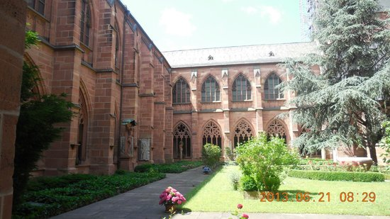 Mainz Cathedral (Dom): Catedral
