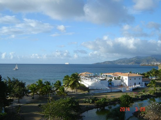 Grenadian by Rex Resorts: View from Seaview Room