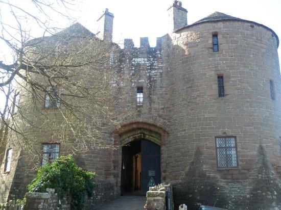 St Briavels Castle: Fantastic setting