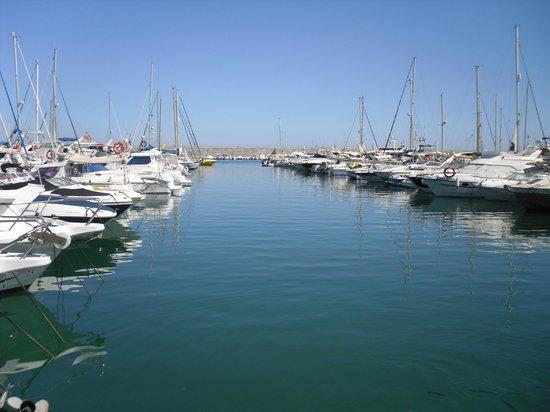 Los Boliches : Marina