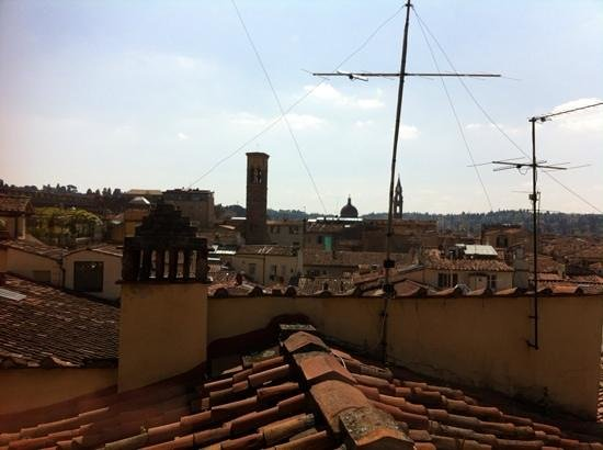 Room Mate Isabella : vistas de la habitacion