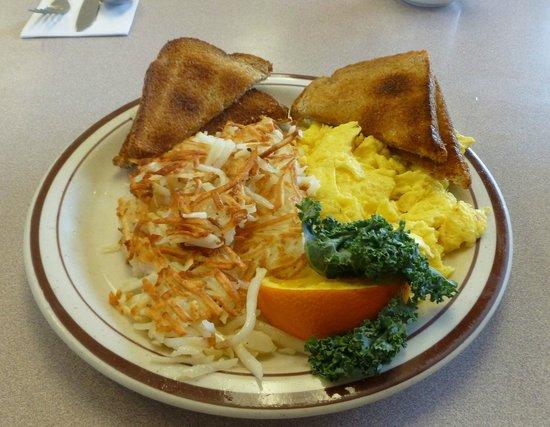 Bette's Place : 2-Egg Breakfast $5.95...