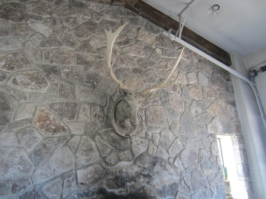 Antler Grill: The Antlers