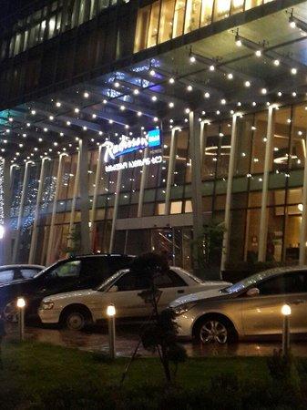Radisson Blu Hotel Batumi: Radison blue