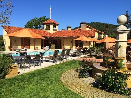 Best Romantic Hotels In Napa Valley