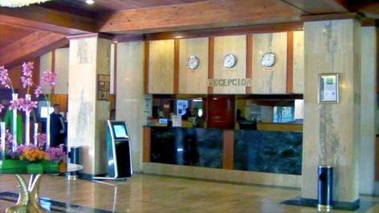 Dominican Fiesta Hotel & Casino: Reception