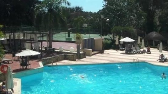 Dominican Fiesta Hotel & Casino: Lovely swimming pool
