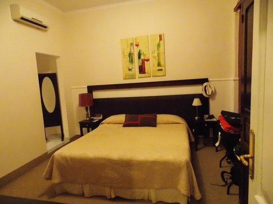 Delvino Boutique Hotel: habitacion