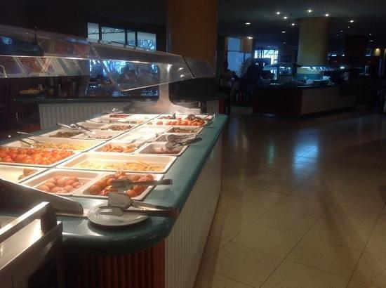 Barcelo Santiago : buffet at breakfast