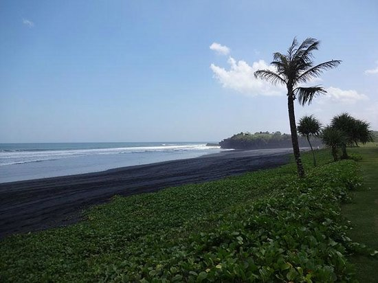 Soori Bali: the beach