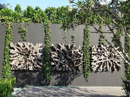 Alila Villas Soori: the hotel is very well designed