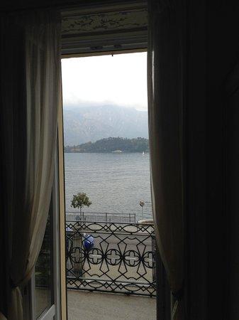Villa La Mirabella: View from our room