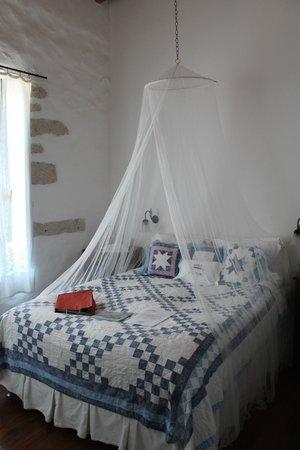 Alacati Tas Otel: My delicious bedroom