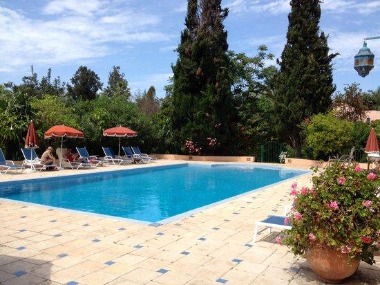 Villa Mandarine : Deep end swimming pool