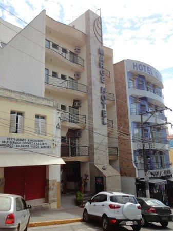 Marge Hotel Aparecida: Ótima opção