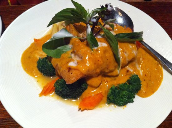 Silver Spoon: Choo Ci Salmon
